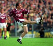 21 July 2001; Ger Heavin, Westmeath. Football. Picture credit; David Maher / SPORTSFILE