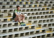 27 June 2016; Killian Young of Kerry during a press conference at Fitzgerald Stadium in Killarney, Co Kerry. Photo by Diarmuid Greene/Sportsfile