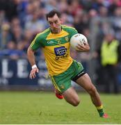 25 June 2016; Karl Lacey of Donegal during the Ulster GAA Football Senior Championship Semi-Final game between Donegal and Monaghan at Kingspan Breffni Park in Cavan. Photo by Ramsey Cardy/Sportsfile