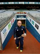 28 June 2016; Waterford hurling manager Derek McGrath. Etihad Airways Renewal of GAAGO Partnership. Croke Park, Dublin.  Photo by Cody Glenn/Sportsfile
