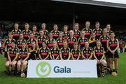 14 August 2010; The Kilkenny squad. Gala All-Ireland Senior Camogie Championship Semi-Final, Kilkenny v Wexford, Nowlan Park, Kilkenny. Picture credit: Matt Browne / SPORTSFILE