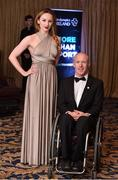 2 July 2016; Ellen Keane and Mark Rohan pictured at the Paralympics Ireland More Than Sport fundraising ball. The event was held in order to raise vital funds for the Irish team on the road to Rio 2016 at the Ballsbridge Hotel in Dublin. Photo by Paul Mohan/Sportsfile