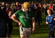 9 July 2016; Paul Browne of Limerick following the GAA Hurling All-Ireland Senior Championship Round 2 match between Clare and Limerick at Semple Stadium in Thurles, Tipperary. Photo by Stephen McCarthy/Sportsfile