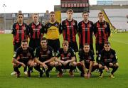 24 August 2010; The Bohemians A team. Newstalk Cup Final, Bohemians A v Sporting Fingal A, Dalymount Park, Dublin. Picture credit: Barry Cregg / SPORTSFILE