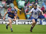 10 July 2016; Jason Forde of Tipperary in action against Philip Mahony of Waterford during the Munster GAA Hurling Senior Championship Final match between Tipperary and Waterford at the Gaelic Grounds in Limerick. Photo by Eóin Noonan/Sportsfile