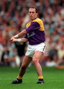 1 September 1996; Eamonn Scallan, Wexford, hurling. Picture credit; Ray McManus / SPORTSFILE