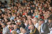 28 August 2010; Spectators watch on during the game. GAA Hurling All-Ireland Intermediate Championship Final, Cork v Kilkenny, Semple Stadium, Thurles, Co. Tipperary. Picture credit: Diarmuid Greene / SPORTSFILE
