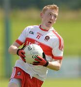 9 July 2016; Christopher Bradley of Derry during the GAA Football All-Ireland Senior Championship - Round 2A match between Derry and Meath at Derry GAA Centre of Excellence in Owenbeg, Derry. Photo by Oliver McVeigh/Sportsfile
