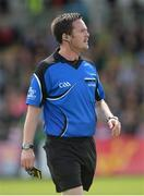9 July 2016; Referee Paddy Neilan during the GAA Football All-Ireland Senior Championship - Round 2A match between Derry and Meath at Derry GAA Centre of Excellence in Owenbeg, Derry. Photo by Oliver McVeigh/Sportsfile