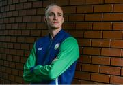 22 July 2016; Shane Ryan of Ireland during the Swim Ireland Olympics Media Day at St Catherine's Community Centre in Marrowbone Lane, Dublin. Photo by Sam Barnes/Sportsfile