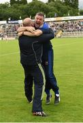 23 July 2016; Tipperary manager Liam Kearns at the final whistle of the GAA Football All-Ireland Senior Championship, Round 4A, game at Kingspan Breffni Park in Co Cavan. Photo by Oliver McVeigh/Sportsfile