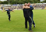 23 July 2016; Tipperary manager Liam Kearns at the final whistle at the GAA Football All-Ireland Senior Championship, Round 4A, game at Kingspan Breffni Park in Co Cavan. Photo by Oliver McVeigh/Sportsfile