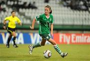 13 September 2010; Siobhan Killeen, Republic of Ireland. FIFA U-17 Women's World Cup Group Stage, Republic of Ireland v Ghana, Dwight Yorke Stadium, Scarborough, Tobago, Trinidad & Tobago. Picture credit: Stephen McCarthy / SPORTSFILE