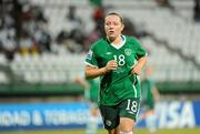 13 September 2010; Harriet Scott, Republic of Ireland. FIFA U-17 Women's World Cup Group Stage, Republic of Ireland v Ghana, Dwight Yorke Stadium, Scarborough, Tobago, Trinidad & Tobago. Picture credit: Stephen McCarthy / SPORTSFILE