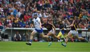 24 July 2016; Austin Gleeson of Waterford in action against Lee Chin of Wexford during the GAA Hurling All-Ireland Senior Championship quarter final match between Wexford and Waterford at Semple Stadium in Thurles, Co Tipperary. Photo by Daire Brennan/Sportsfile