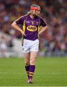24 July 2016; Diarmuid O'Keeffe of Wexford during the GAA Hurling All-Ireland Senior Championship quarter final match between Wexford and Waterford at Semple Stadium in Thurles, Co Tipperary. Photo by Stephen McCarthy/Sportsfile