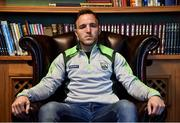 25 July 2016; Darran O'Sullivan of Kerry during a press conference at Meadowlands Hotel in Tralee, Co. Kerry.