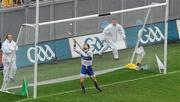 5 September 2010; Tipperary goalkeeper Brendan Cummins makes a save during the game. GAA Hurling All-Ireland Senior Championship Final, Kilkenny v Tipperary, Croke Park, Dublin. Picture credit: Brendan Moran / SPORTSFILE