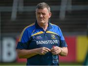 23 July 2016; Tipperary manager Liam Kearns before their GAA Football All-Ireland Senior Championship, Round 4A, game at Kingspan Breffni Park in Co Cavan. Photo by Oliver McVeigh/Sportsfile