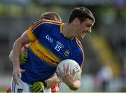 23 July 2016; Conor Sweeney of Tipperary during their GAA Football All-Ireland Senior Championship, Round 4A, game at Kingspan Breffni Park in Co Cavan. Photo by Oliver McVeigh/Sportsfile
