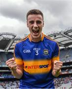 31 July 2016; Tipperary's Alan Campbell celebrates after the GAA Football All-Ireland Senior Championship Quarter-Final match between Galway and Tipperary at Croke Park in Dublin. Photo by Piaras Ó Mídheach/Sportsfile