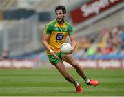 30 July 2016; Odhran MacNiallais of Donegal during the GAA Football All-Ireland Senior Championship Round 4B match between Donegal and Cork at Croke Park in Dublin. Photo by Oliver McVeigh/Sportsfile