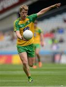 30 July 2016; Odhran Shiels of Donegal during the Electric Ireland GAA Football All-Ireland Minor Championship Quarter-Final match between Donegal and Cork at Croke Park in Dublin. Photo by Oliver McVeigh/Sportsfile