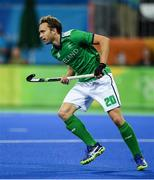 7 August 2016; Mitch Darling of Ireland after their Pool B match against the Netherlands at the Olympic Hockey Centre, Deodoro, during the 2016 Rio Summer Olympic Games in Rio de Janeiro, Brazil. Photo by Brendan Moran/Sportsfile