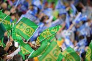 26 September 2010; A general view of flags. TG4 All-Ireland Intermediate Ladies Football Championship Final, Donegal v Waterford, Croke Park, Dublin. Picture credit: Brendan Moran / SPORTSFILE