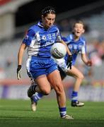 26 September 2010; Linda Wall, Waterford. TG4 All-Ireland Intermediate Ladies Football Championship Final, Donegal v Waterford, Croke Park, Dublin. Picture credit: Brendan Moran / SPORTSFILE
