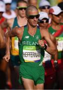 19 August 2016; Robert Heffernan of Ireland competing in the Men's 50km Walk Final during the 2016 Rio Summer Olympic Games in Rio de Janeiro, Brazil. Photo by Stephen McCarthy/Sportsfile