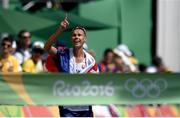 19 August 2016; Matej Toth of Slovakia on his way to winning the Men's 50km Walk Final during the 2016 Rio Summer Olympic Games in Rio de Janeiro, Brazil. Photo by Stephen McCarthy/Sportsfile