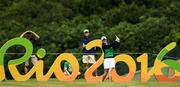 20 August 2016; Leona Maguire of Ireland on the 16th during the final round of the women's golf at the Olympic Golf Course, Barra de Tijuca, during the 2016 Rio Summer Olympic Games in Rio de Janeiro, Brazil. Photo by Stephen McCarthy/Sportsfile