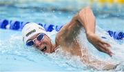 20 August 2016; Christian Zillekens of Germany competing in the swimming round of the Men's Modern Pentathlon at the Deodora Aqiatics Centre during the 2016 Rio Summer Olympic Games in Rio de Janeiro, Brazil. Photo by Brendan Moran/Sportsfile