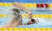 20 August 2016; Valentin Prades of France competing in the swimming round of the Men's Modern Pentathlon at the Deodora Aqiatics Centre during the 2016 Rio Summer Olympic Games in Rio de Janeiro, Brazil. Photo by Brendan Moran/Sportsfile