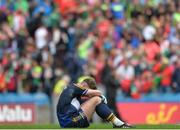 21 August 2016; A dejected Evan Comerford of Tipperary after the GAA Football All-Ireland Senior Championship Semi-Final game between Mayo and Tipperary at Croke Park in Dublin. Photo by Eóin Noonan/Sportsfile