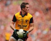 19 September 2010; Paul McComiskey, Down. GAA Football All-Ireland Senior Championship Final, Down v Cork, Croke Park, Dublin. Picture credit: Dáire Brennan / SPORTSFILE