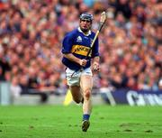 9 September 2001; Eoin Kelly, Tipperary. Hurling. Picture credit; Damien Eagers / SPORTSFILE