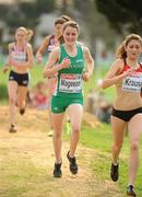12 December 2010; Ciara Mageean, Ireland, in action during the Women's Junior race, where she finished the race in 7th place with a time of 13:16. 17th SPAR European Cross Country Championships, Albufeira, Portugal. Picture credit: Brendan Moran / SPORTSFILE