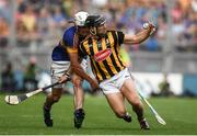 4 September 2016; Richie Hogan of Kilkenny in action against Patrick Maher of Tipperary during the GAA Hurling All-Ireland Senior Championship Final match between Kilkenny and Tipperary at Croke Park in Dublin. Photo by Brendan Moran/Sportsfile