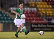 4 September 2016; Thomas O'Connor of Republic of Ireland during the Under 19 match in Tallaght Stadium, Dublin. Photo by Matt Browne/Sportsfile