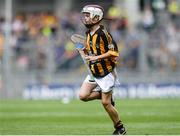 4 September 2016; Oisín Smith, Bruskey NS, Bruskey Ballinagh, Cavan, representing Kilkenny, during the INTO Cumann na mBunscol GAA Respect Exhibition Go Games at the GAA Hurling All-Ireland Senior Championship Final match between Kilkenny and Tipperary at Croke Park in Dublin. Photo by Eóin Noonan/Sportsfile