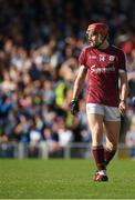 10 September 2016; Bord Gáis Energy Ambassador Conor Whelan of Galway during the Bord Gáis Energy GAA Hurling All-Ireland U21 Championship Final match between Galway and Waterford at Semple Stadium in Thurles, Co Tipperary. Photo by Ray McManus/Sportsfile