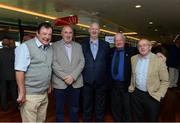 17 September 2016; Guests at the GPA Former Players Event in Croke Park. Over 450 former county footballers and hurlers gathered at the annual lunch which is now in its fourth year. The event featured GPA Lifetime Achievement Awards for Mayo football hero of the 1950s Paddy Prendergast and Cork dual legend, Ray Cummins at Croke Park, Dublin.  Photo by Matt Browne/Sportsfile