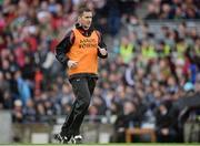18 September 2016; Mayo selector Tony McEntee during the GAA Football All-Ireland Senior Championship Final match between Dublin and Mayo at Croke Park in Dublin. Photo by Piaras Ó Mídheach/Sportsfile