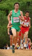 12 December 2010; Ireland's John Coghlan in action during the Men's U23 race where Ireland won the team gold. 17th SPAR European Cross Country Championships, Albufeira, Portugal. Picture credit: Brendan Moran / SPORTSFILE