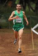 12 December 2010; Ireland's Mark Kenneally in action during the Senior Men's race. 17th SPAR European Cross Country Championships, Albufeira, Portugal. Picture credit: Brendan Moran / SPORTSFILE