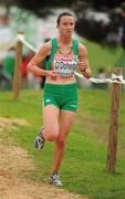12 December 2010; Ireland's Siobhan O'Doherty in action during the Senior Women's race. 17th SPAR European Cross Country Championships, Albufeira, Portugal. Picture credit: Brendan Moran / SPORTSFILE