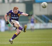 23 January 2011; Mark Vaughan, Kilmacud Crokes. AIB Leinster GAA Football All-Ireland Senior Club Championship Final, Rhode v Kilmacud Crokes, O'Moore Park, Portlaoise, Co. Laois. Picture credit: Ray McManus / SPORTSFILE