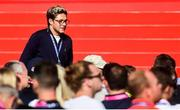 29 September 2016; Singer Niall Horan arrives ahead of the opening ceremony ahead of The 2016 Ryder Cup Matches at the Hazeltine National Golf Club in Chaska, Minnesota, USA Photo by Ramsey Cardy/Sportsfile